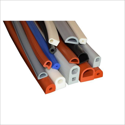 Extruded Rubber D Seal