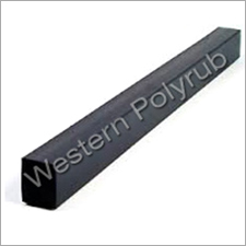 Extruded Rubber Square Profile