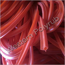 Silicone Extrusion Profile