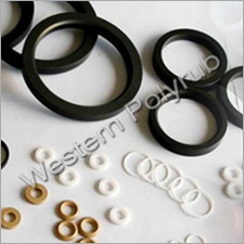 PTFE Round Ring Parts