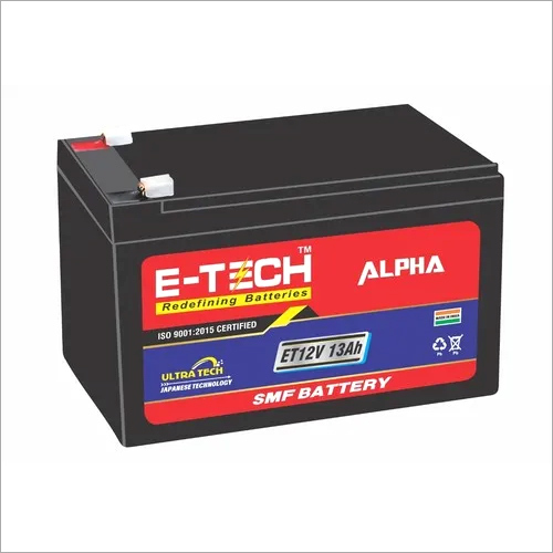 ERC E-TECH ALPHA  12V 12.5AH Spray Pump