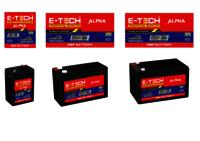 ERC E-TECH ALPHA  12V 12.5AH Spray Pump