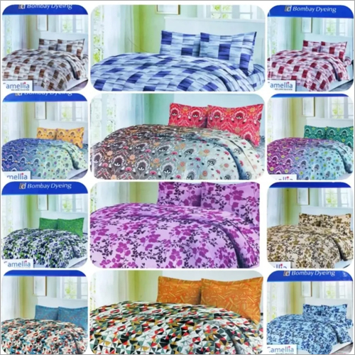 Camellia Bedsheet