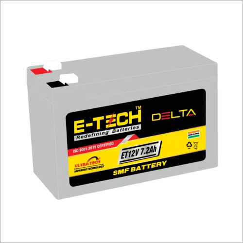 ERC E-TECH DELTA  12V 7.2AH UPS With 12 Month Warranty