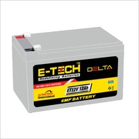 ERC E-TECH POWER  12V 12AH Spray Pump with 12 Month Warranty