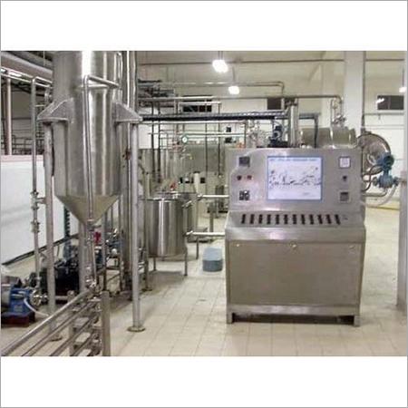 Soybean Milk Plant