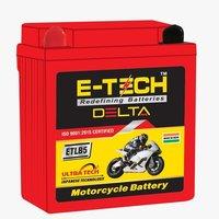 ERC E-TECH DELTA 5LB  Motorcycle (125CC - 160CC) with 50 Month Warranty
