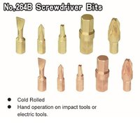 Non Sparking Screwdrivers