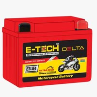 ERC E-TECH DELTA 4LB  Motorcycle (100CC - 110CC)