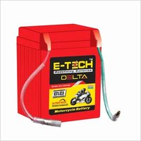 ERC E-TECH DELTA 3LC Kick Start  Motorcycle  with 50 Month Warranty