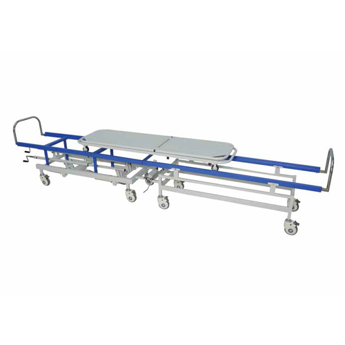 Coimbatore Hospital Patient Transfer Trolley
