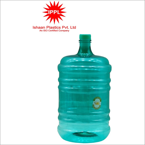 20Litre Green Plastic Thread Jar