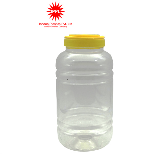 6000ml PET Ghee Jar