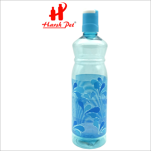29mm Fliptop Cap Blue 1000ml Aqua Rainbow Fridge Bottle
