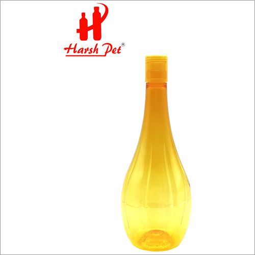29mm Cap Yellow 1000ml Neer Fridge Bottle