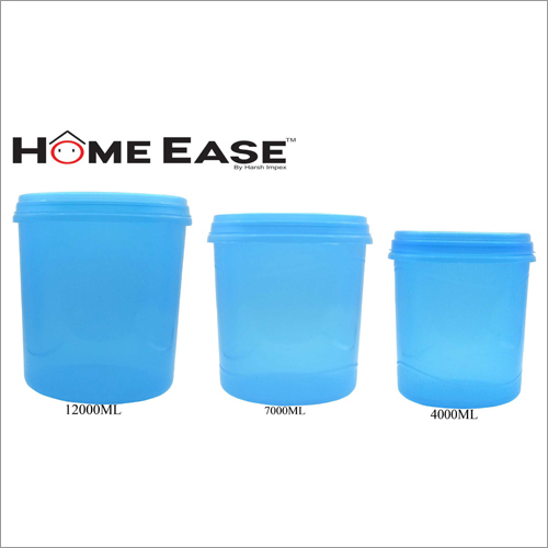 12000ml-7000ml-4000ml PP Blue Container