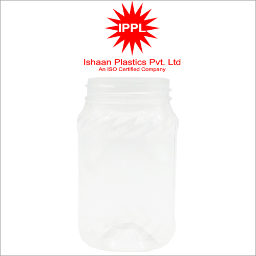 1100ml Pet Jar With 83mm Handle Cap