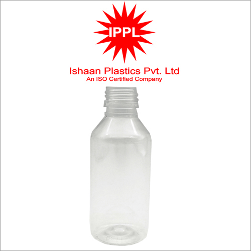 25MM Pet Plastic Pharma Bottle