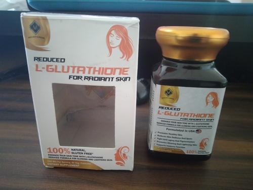 Glutathione Capsules 1000mg