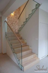 Satire Glass Railing System