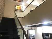 Satire Glass Railing System
