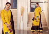 Venue DIgital Rayon Salwar Suits Set