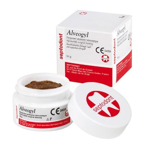 Septodont Alveogyl