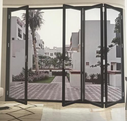 65MM SLIDING FOLDING DOORS