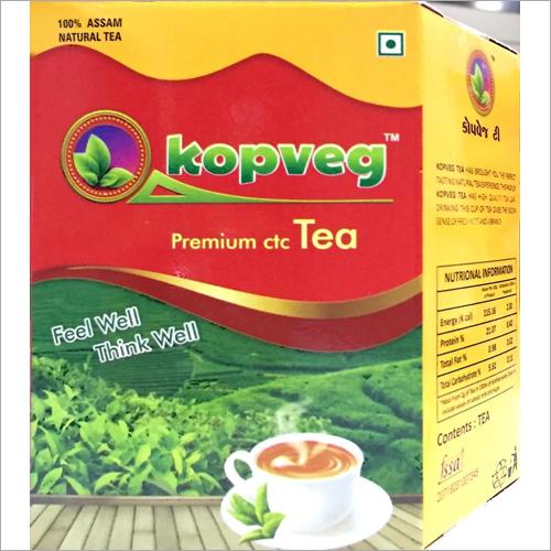 100 Percent Natural Assam Tea