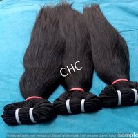 Indian Machine Weft Human Hair
