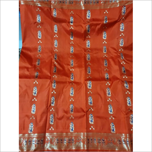 Fancy Swanrno Katan Silk Sarees