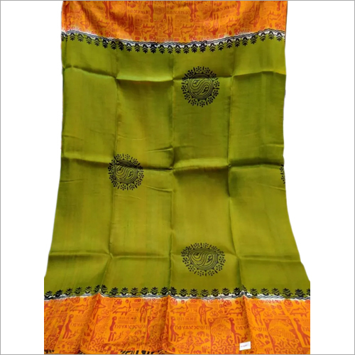 Fancy Murshidabad Silk Saree