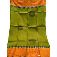Fancy Murshidabad Silk Saree