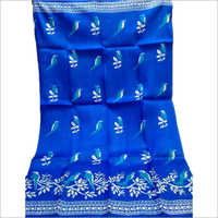 Blue Murshidabad Silk Sarees