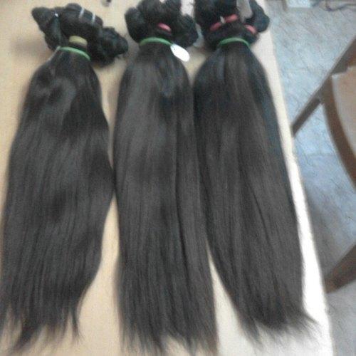 Indian Black Human Hair Extensions