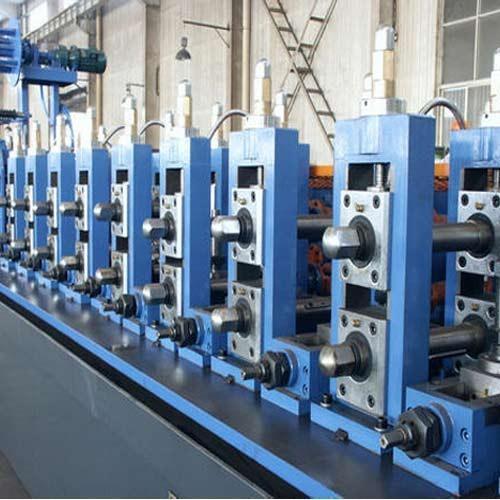 High Strength Mild Steel Tube Mill Machine