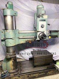 Bergonzi 45 mm Radial Drilling Machine
