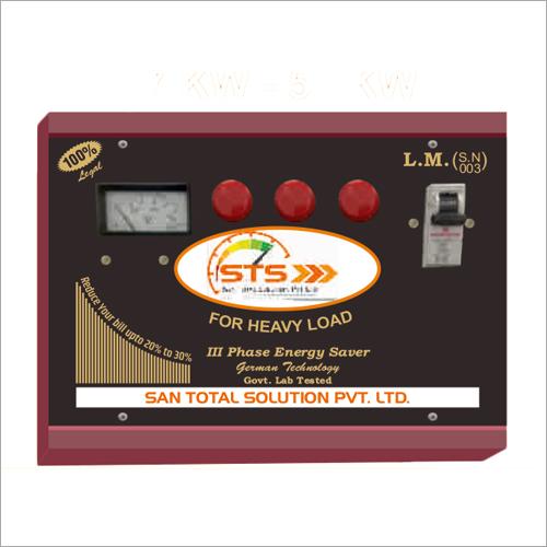 7 - 50 KW Electric Power Saver