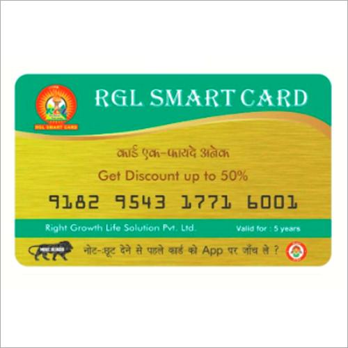 Plastic RGL Smart Card