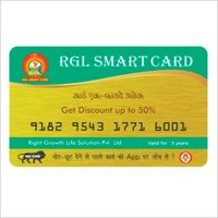 Plastic RGL Smart Card