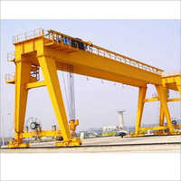 Double Girder And Goliath Crane
