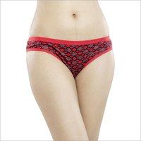 Ladies Printed Panty-sonia