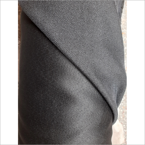 White Dot Stretch Lycra 4p E S Coating Fabric