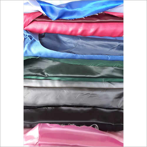 Plain Satin Fabric For Coat Aster