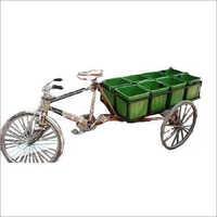 Portable Tricycle Rickshaw