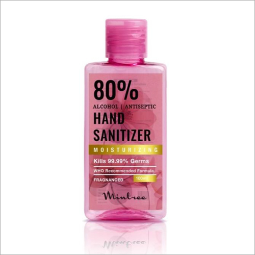 100 ml Mintree Blush Fragrance Hand Sanitizer