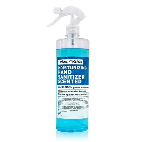 Moisturizing Scented Hand Sanitizer Spary
