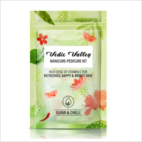 Rich Dose Of Vitamin C For Refreshed Happy and Bright Skin Manicure Pedicure Kit