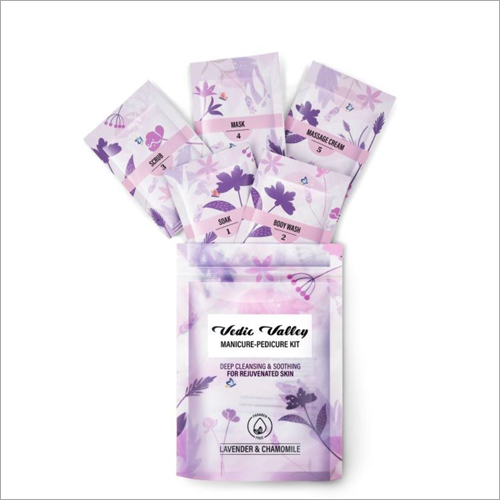 Deep Cleansing and Soothing For Rejuvenated Skin Manicure Pedicure Kit