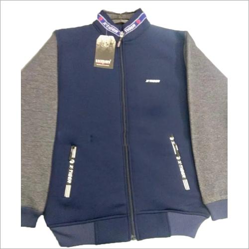 Mens Winter Zipper Jacket